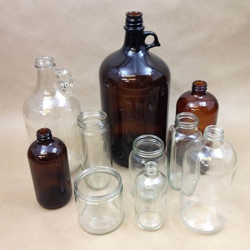 Bottles - Glass