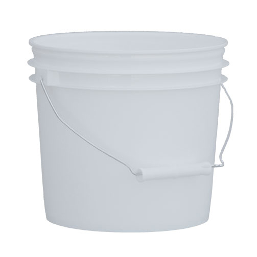1 Gallon Plastic Pail
