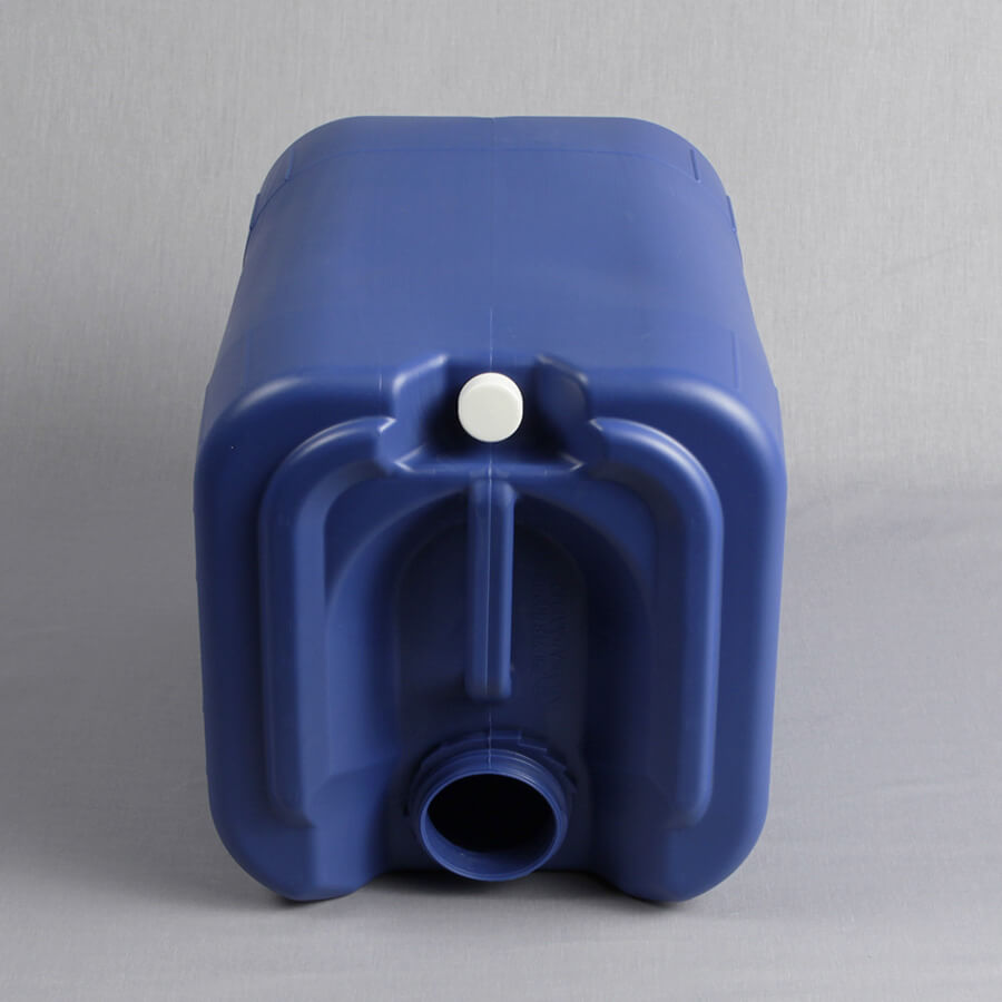 5 Gallon Blue Water Storage Container Pn400
