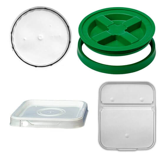 Bucket/Pail Lids and Covers