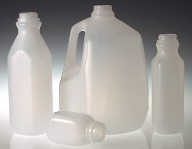 Dairy Style Plastic Bottles