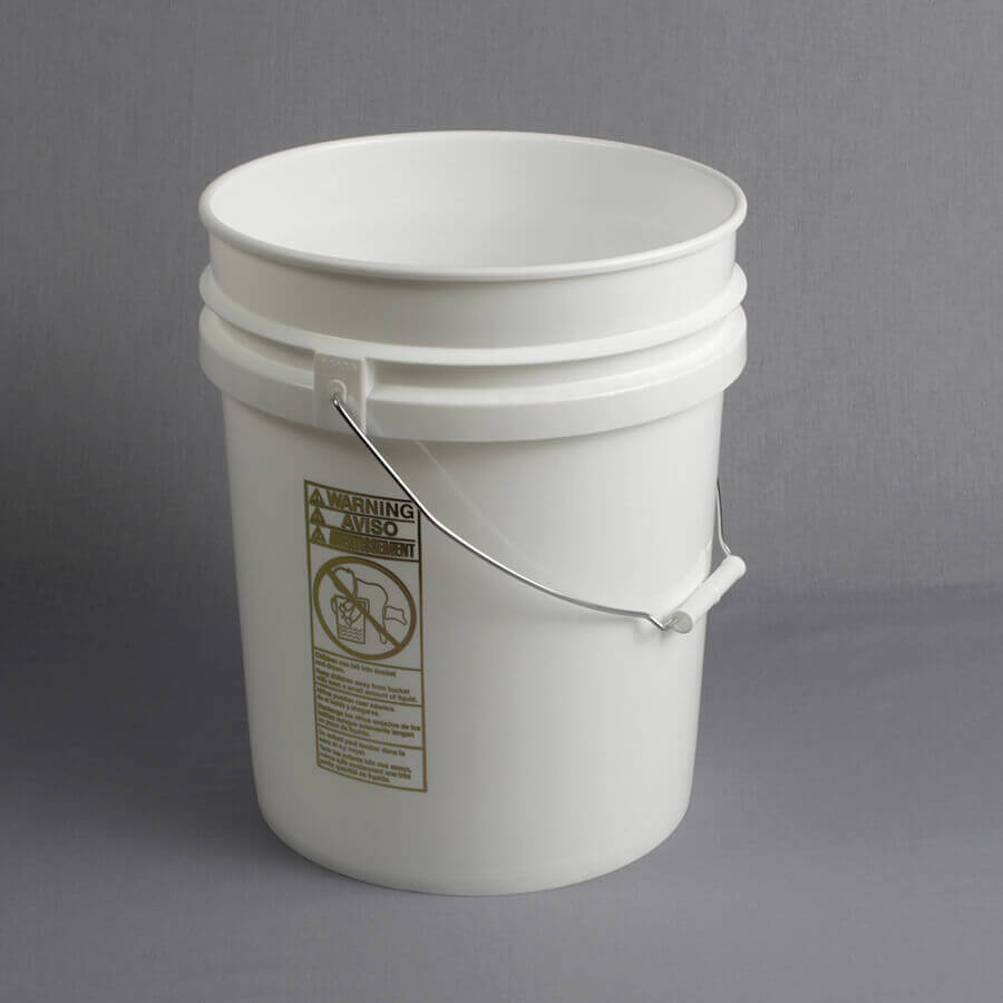 Pails and Lids UN Rated
